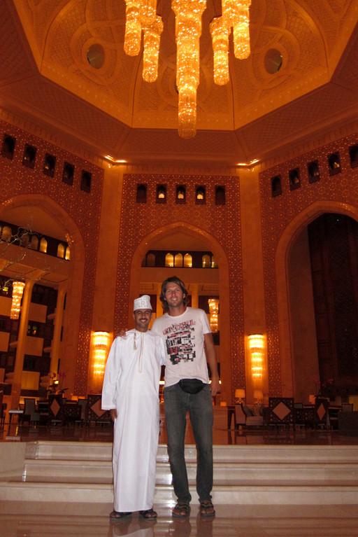im Al Bustan Palace Hotel