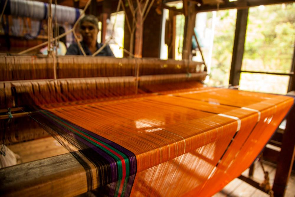 im Textilatelier