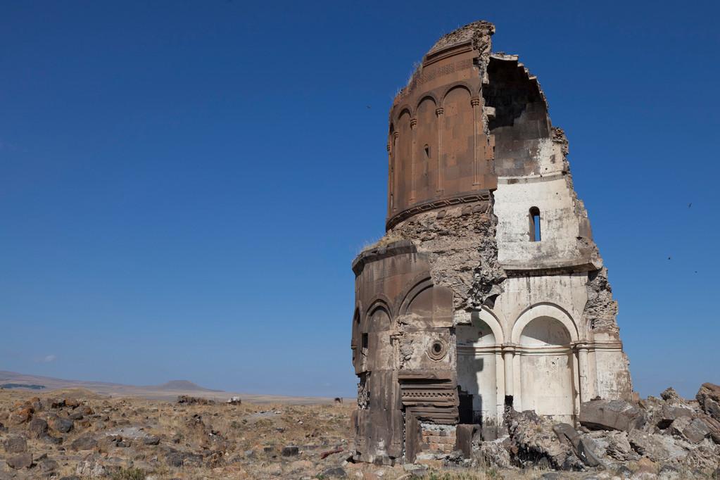 ...die ehemalige armenische Hauptstadt