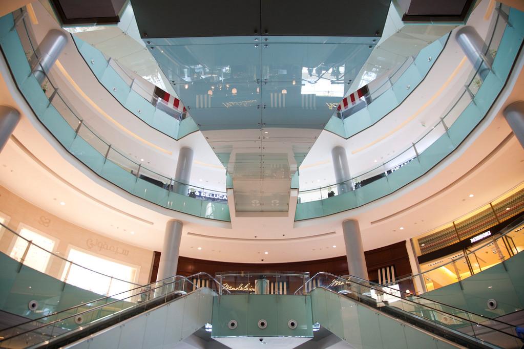 die Dubai Mall...
