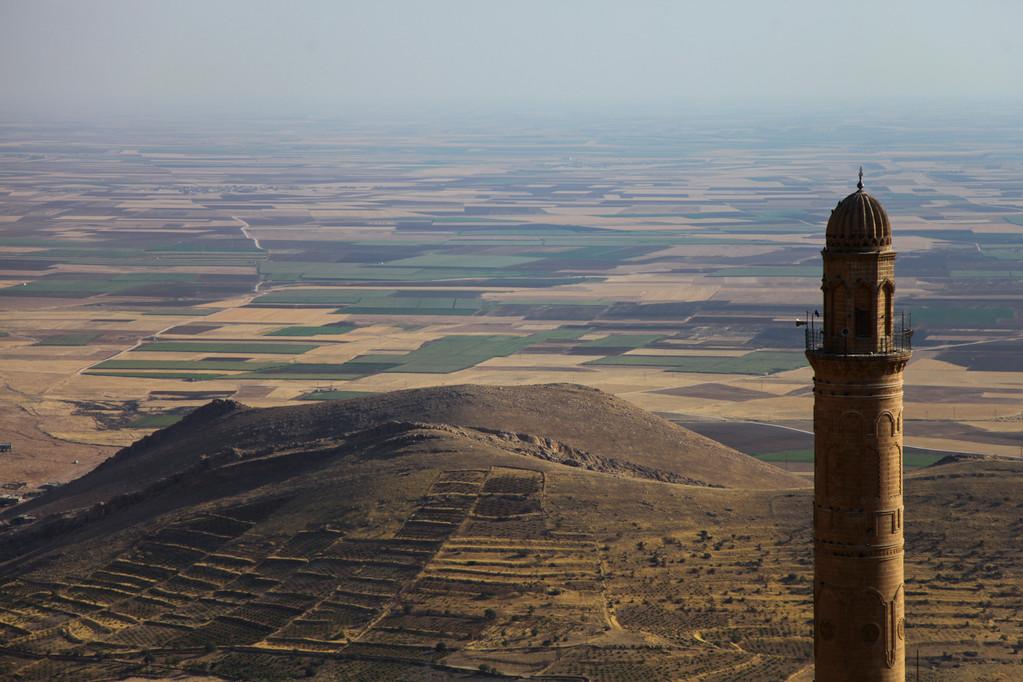 Blick über Mesopotamien