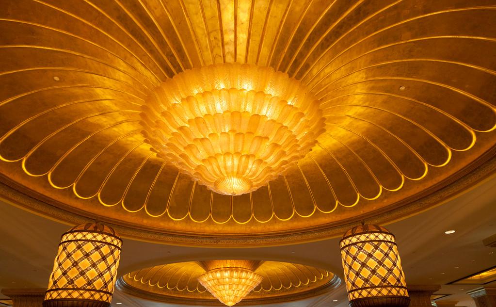 im Emirates Palace Hotel