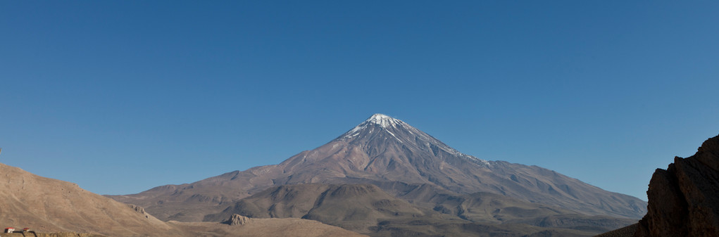 Mount Damavand...