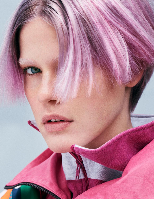 Tush/Haircoloring