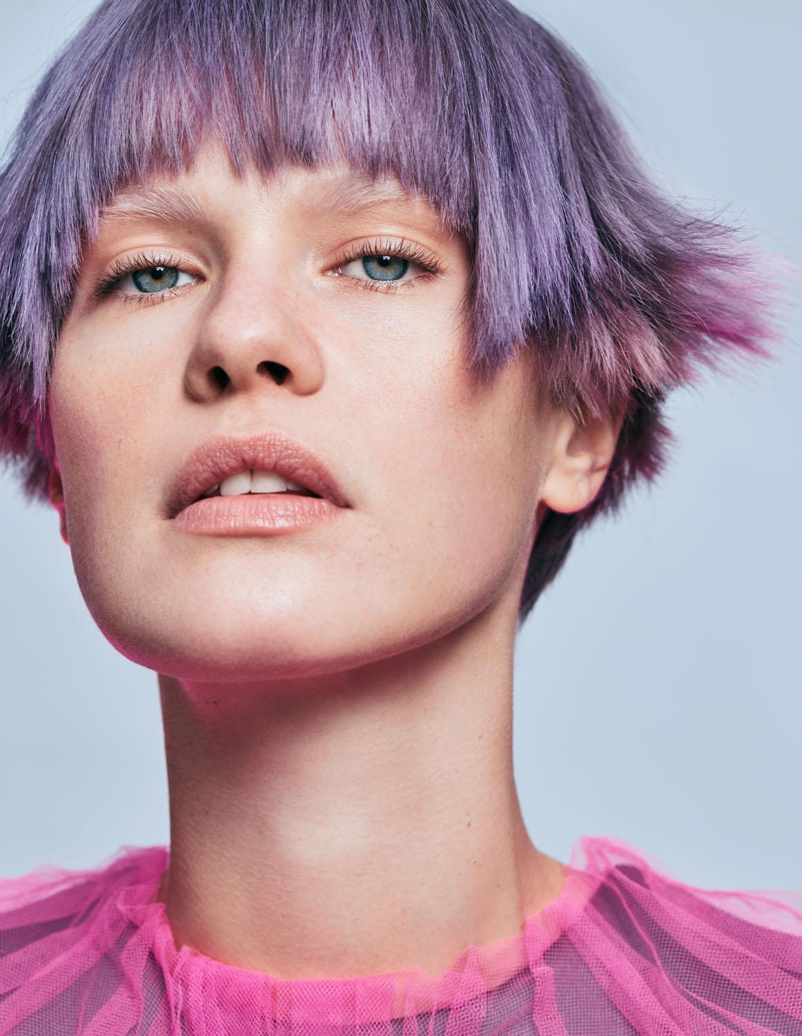 Haircoloring Nadine Bauer
