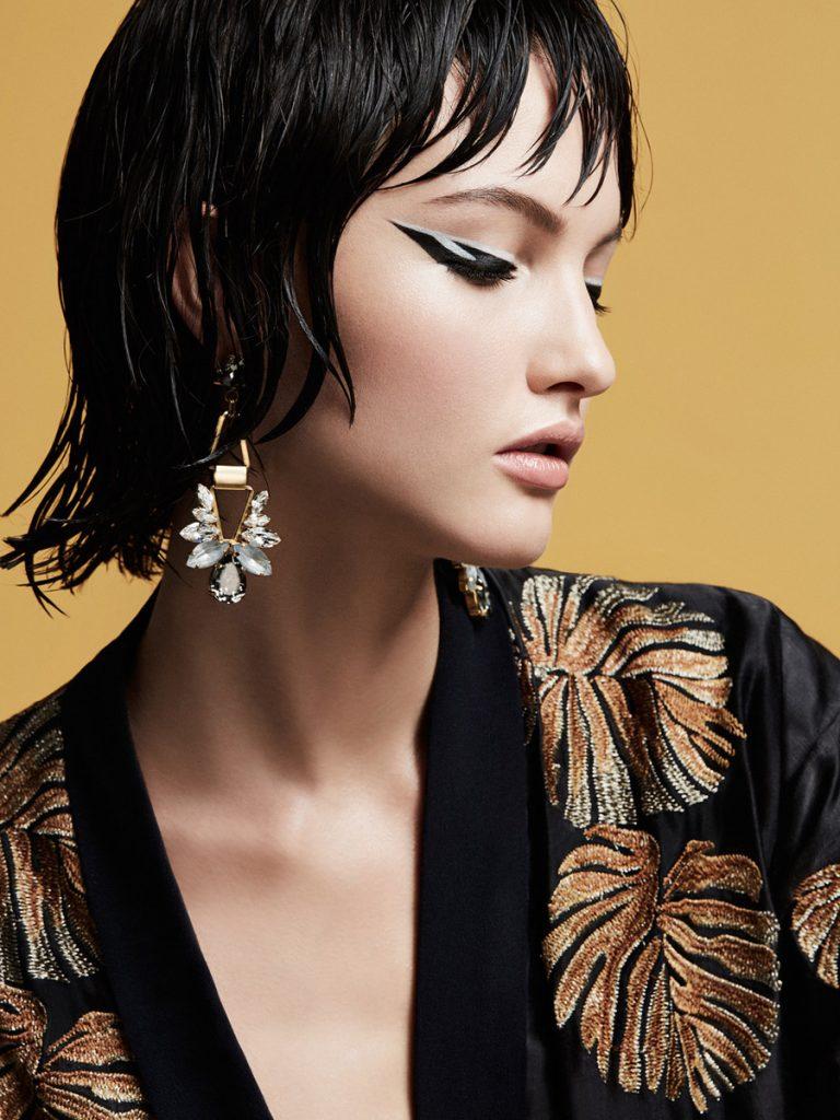 Chanel Kooperation/ Couch Magazin/ Hair Nadine Bauer