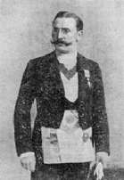 Theodor Reuss, 33°, 90°, 96°, X°