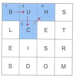 Buchstaben-Kapriolen
