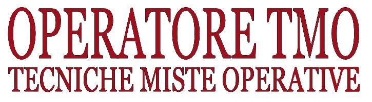 OPERATORE TMO TECNICHE MISTE OPERATIVE