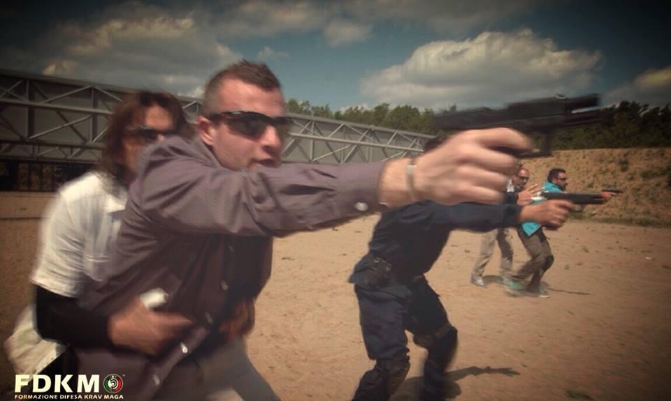 Polonia Massimiliano Marsala protezione ravvicinata