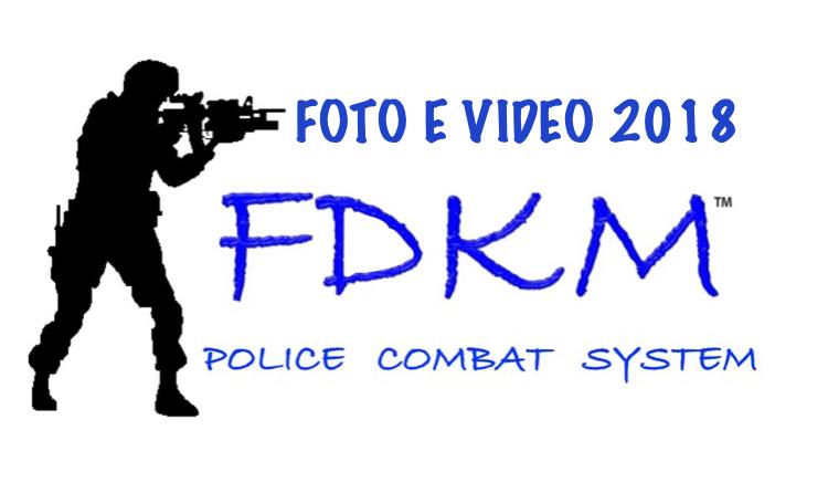 FOTO E VIDEO EVENTI FDKM 2018