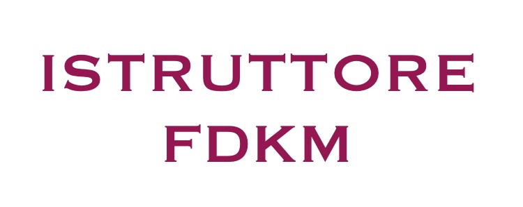 ISTRUTTORE FDKM