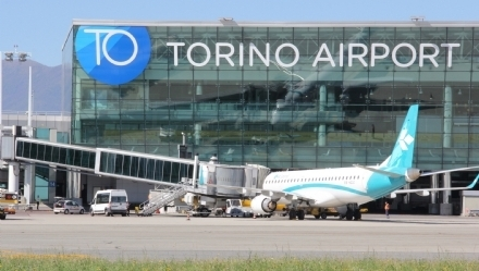 TURIN AIRPORT OF CASELLE