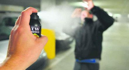 spray al peperoncino fdkm