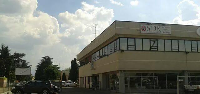 Palestra sdk centro FDKM reggio emilia