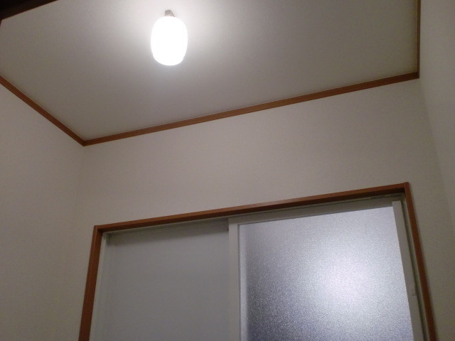 施工後 天井 壁 クロス仕上