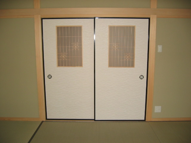 玄関⇔和室