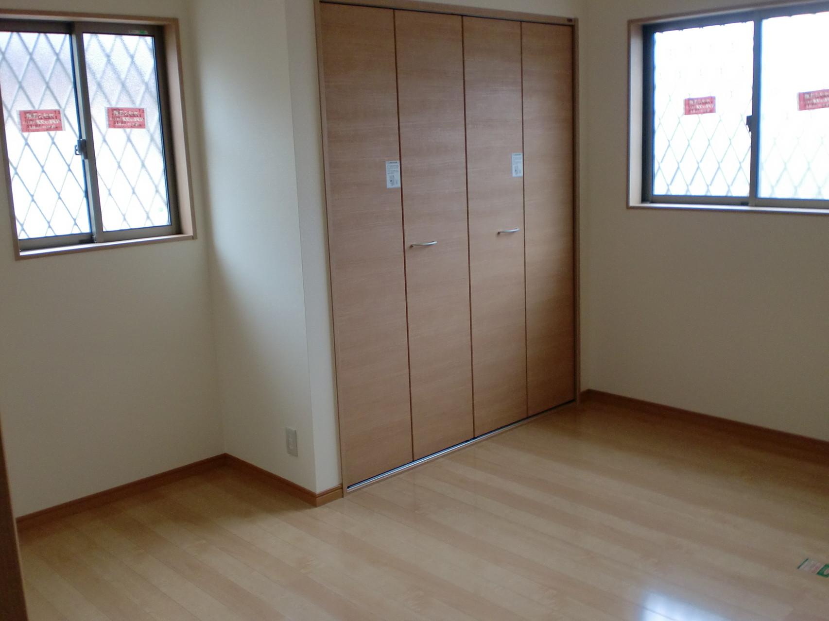 2階子供室12帖(6帖*2)