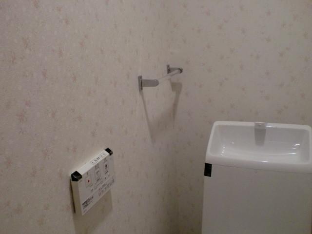 壁リモコン・タオル掛け(アクリル)
