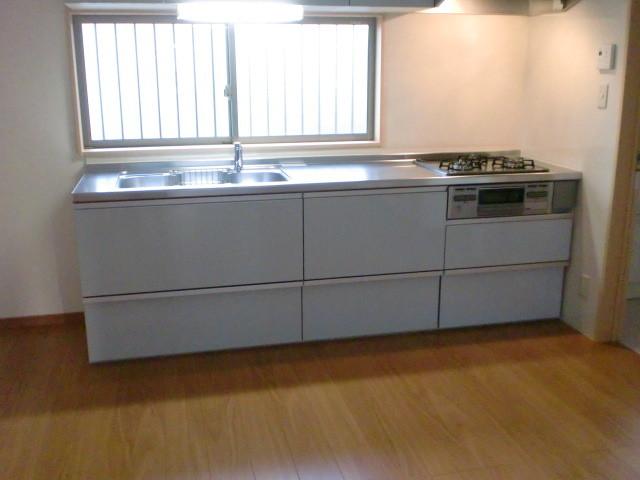 システムキッチン I型2550 (クリナップ)