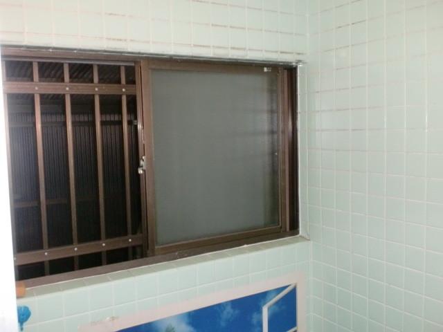 施工前 在来工法 浴室 タイル 窓