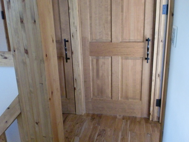 子供室ドア