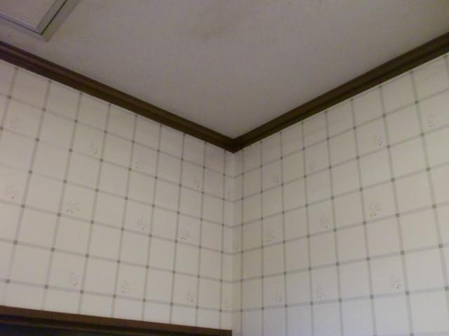 施工前 在来工法 浴室壁タイル