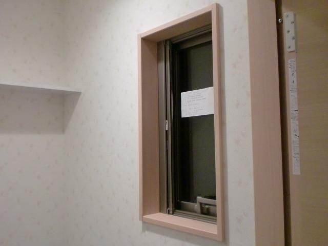 トイレ すべり出し窓