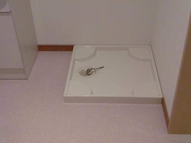 洗面・脱衣室 洗濯機パン*640