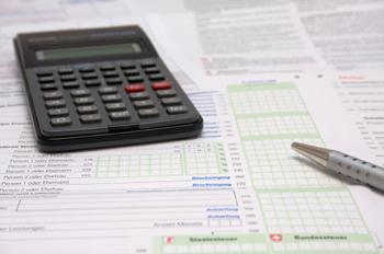 Steuererklärung für natürliche Personen
