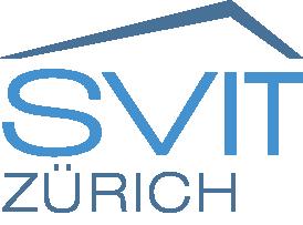 AMW ist Mitglied des SVIT - Schweizerischer Verband der Immobilienwirtschaft