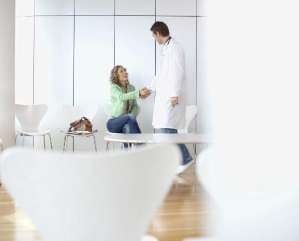 «amw.one ist ideal für Arztpraxen»