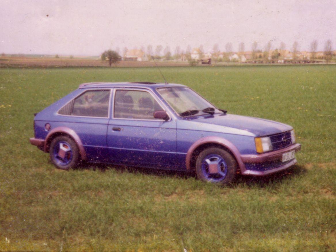 Das Originalfahrzeug