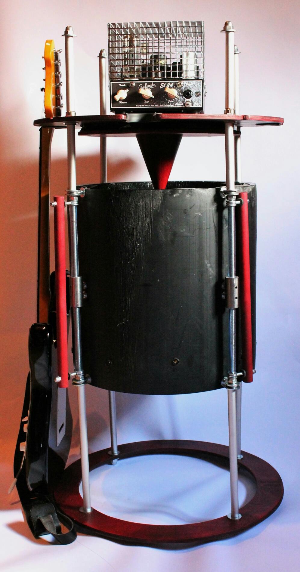 fuzzictube prototype