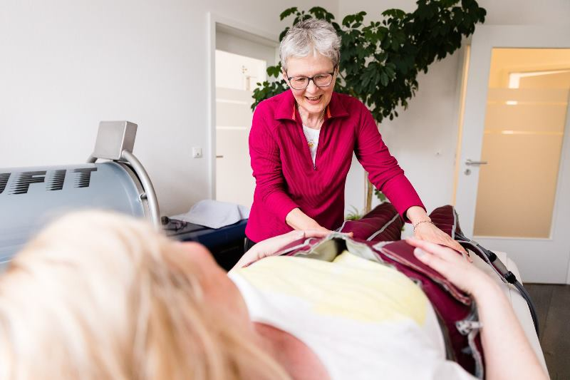 Slimyonikmassage  …  Wellness pur!