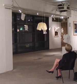 Kunsthaus Tacheles, KtW - Ausstellung, 2004