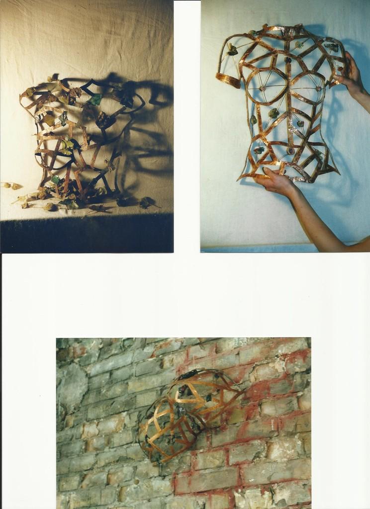 Teilkörper - Skulpturen, KtW