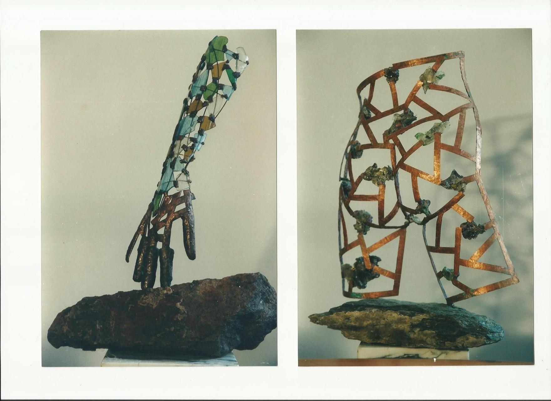 Atelierarbeiten, Cabo de Gata - Andalusien, 1998 - 2006