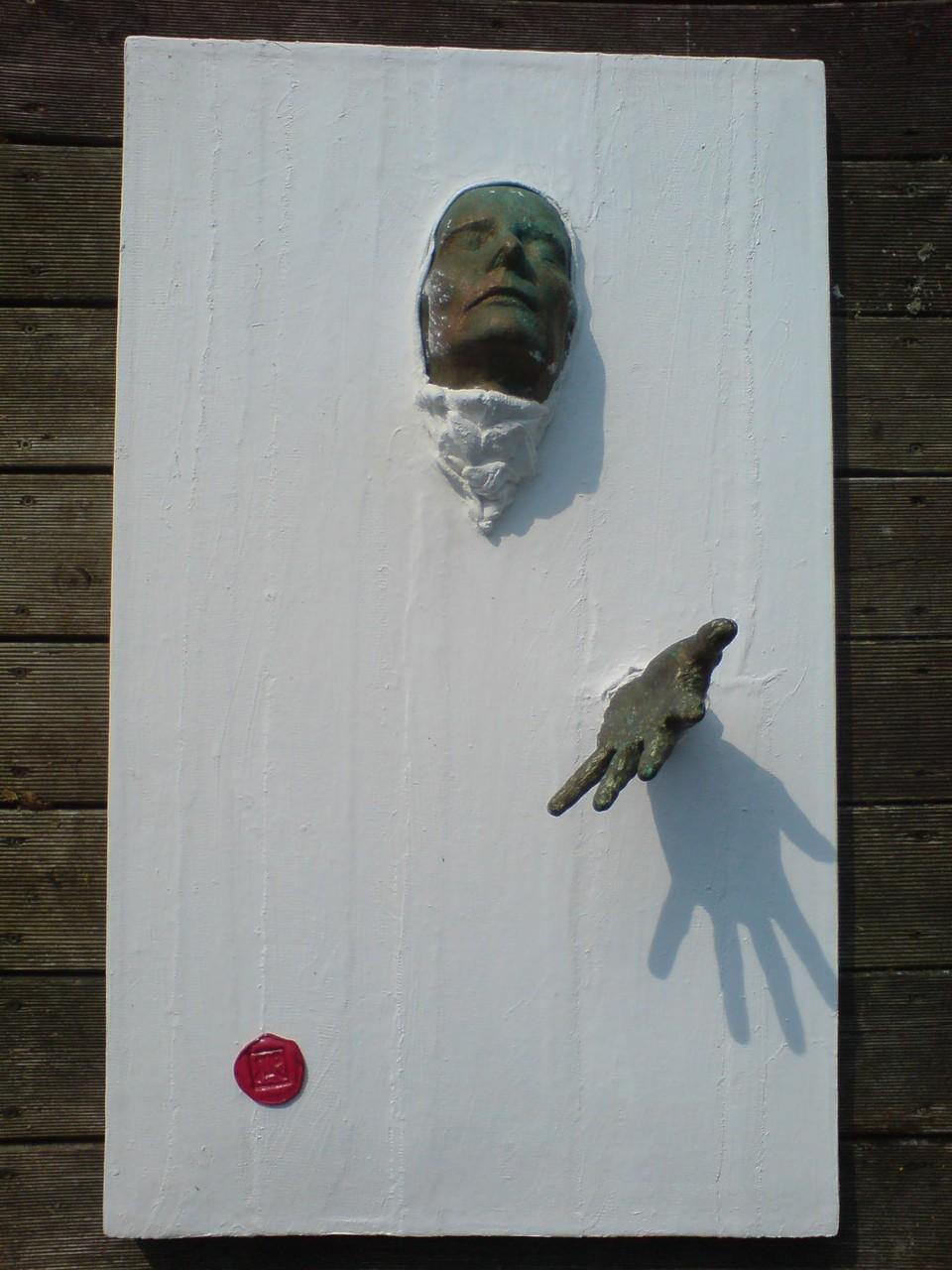 Atelierarbeiten, Berliner Insel - Kleiner Wall, 2015