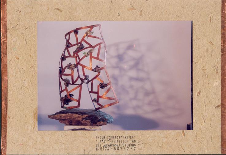 Atelierarbeiten, Berlin - Andalusien, 1998 - 2006