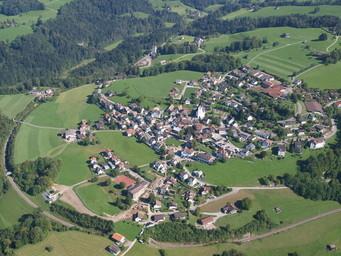Dorfansicht Mogelsberg