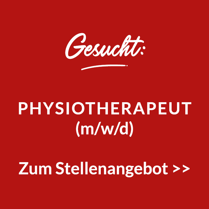 Stellenangebot Physiotherapeut (m/w/d)