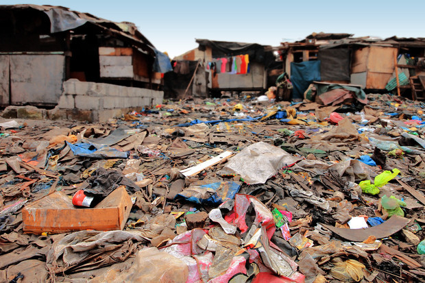 worst slums around the world