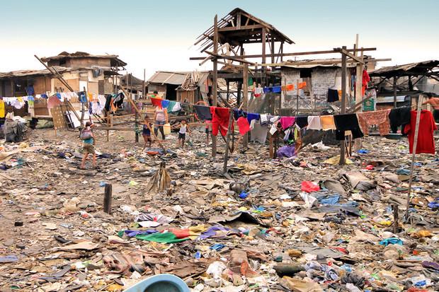 slums of manila