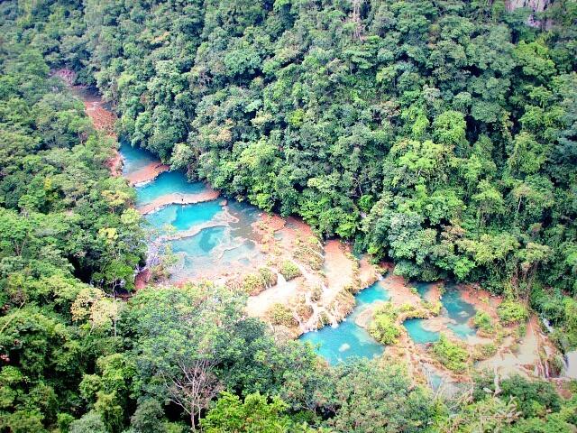 Sempuc Champey, Guatemala