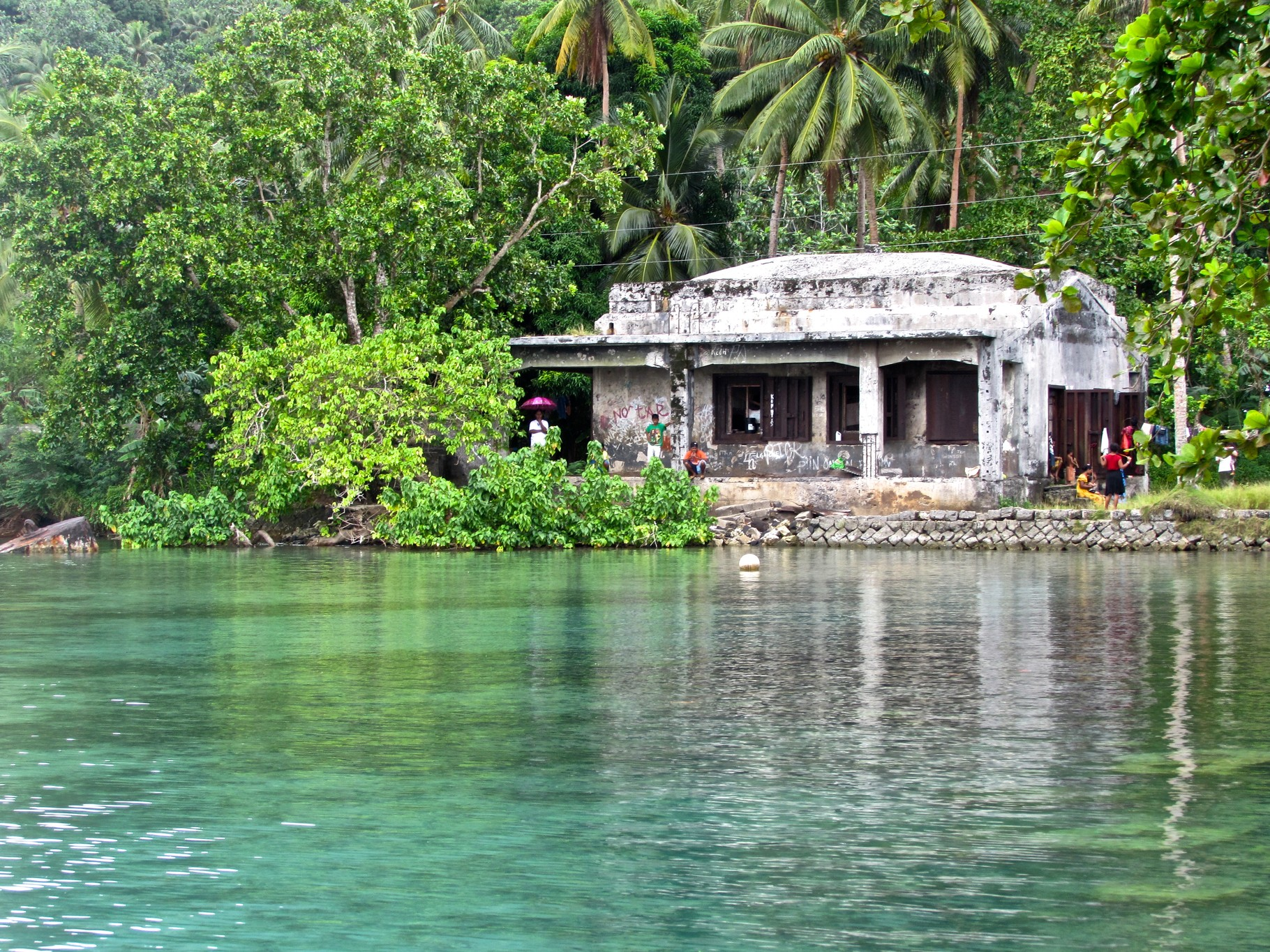 My First Impressions Of Micronesia