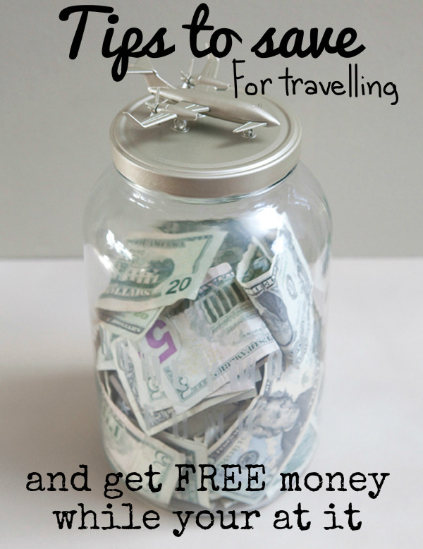 how to save to travel