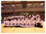 愛知県大会、集合写真