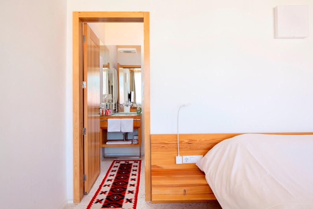 Standard double room first floor