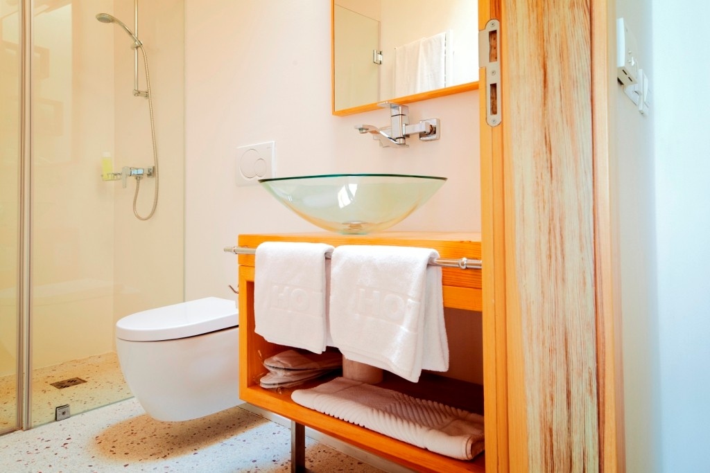 Bathroom of superior twin/double room